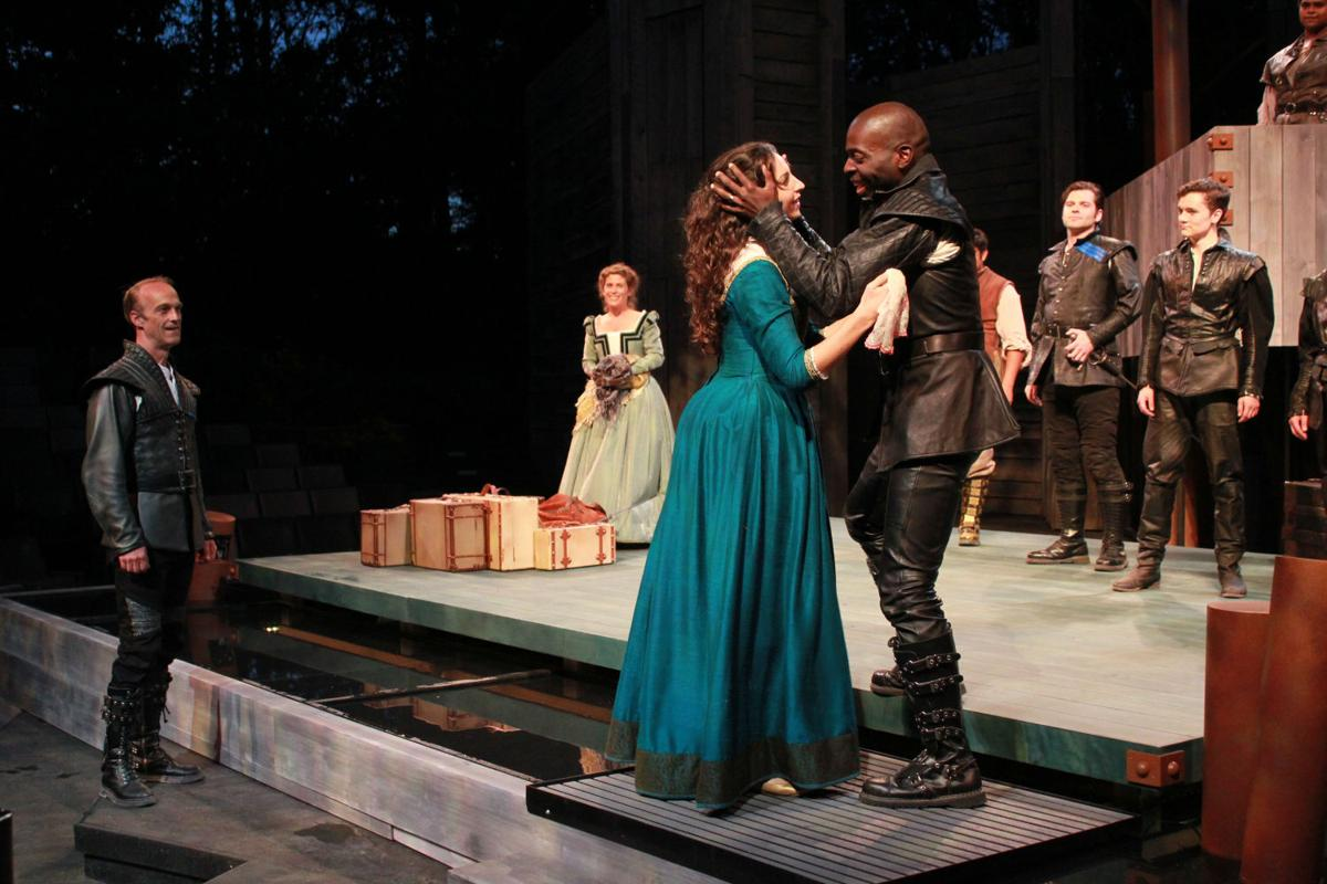 othello mistrust The difficulties of assimilating into a society riven by discrimination, fear and  mistrust, soon begin to take their toll on othello: manipulated by iago, his life  quickly.
