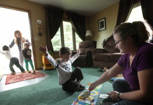 Prodded by ratings system, child care workers head to college in droves