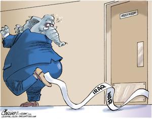 Editorial cartoon (5/26/2015)