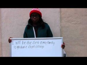 WATCH: DC Action Project: College