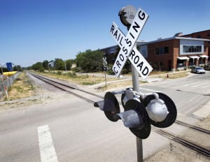 State deserves grant for rail project