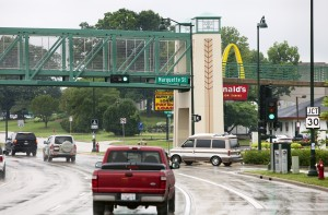 Chris Rickert: Bridge near McDonald's creates troubled water
