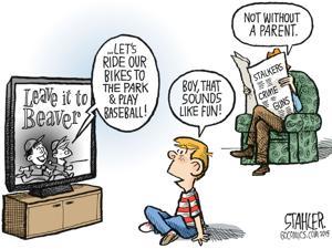 Editorial cartoon 4/19/15