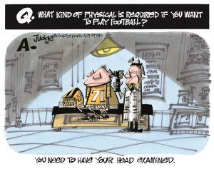 Editorial cartoon 3/28/15