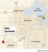 Epic Systems map