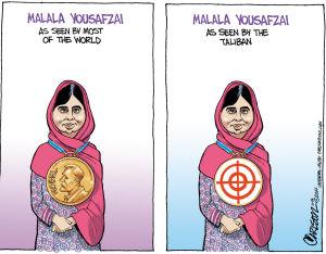 Editorial cartoon 10/17/2014