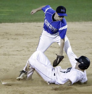 Photos: WIAA Baseball - Wisconsin Heights 3, Mondovi 2