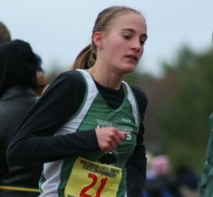 WIAA cross country: Wisconsin Heights' Caminiti is hoping for the time of her life