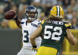 Video: How Packers must play Seahawks