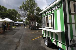 Photos: New food carts for 2015