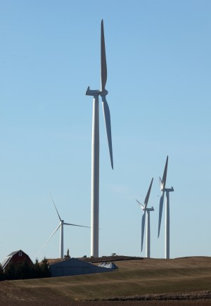 Catching Up: New wind turbines not at full power yet