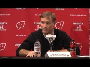 Video: UW men's hockey still on track, Mike Eaves says