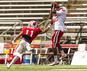 Badgers football: Wide receiver Natrell Jamerson makes big progress after switch to cornerback