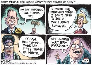 Editorial cartoon (3/1/2015)