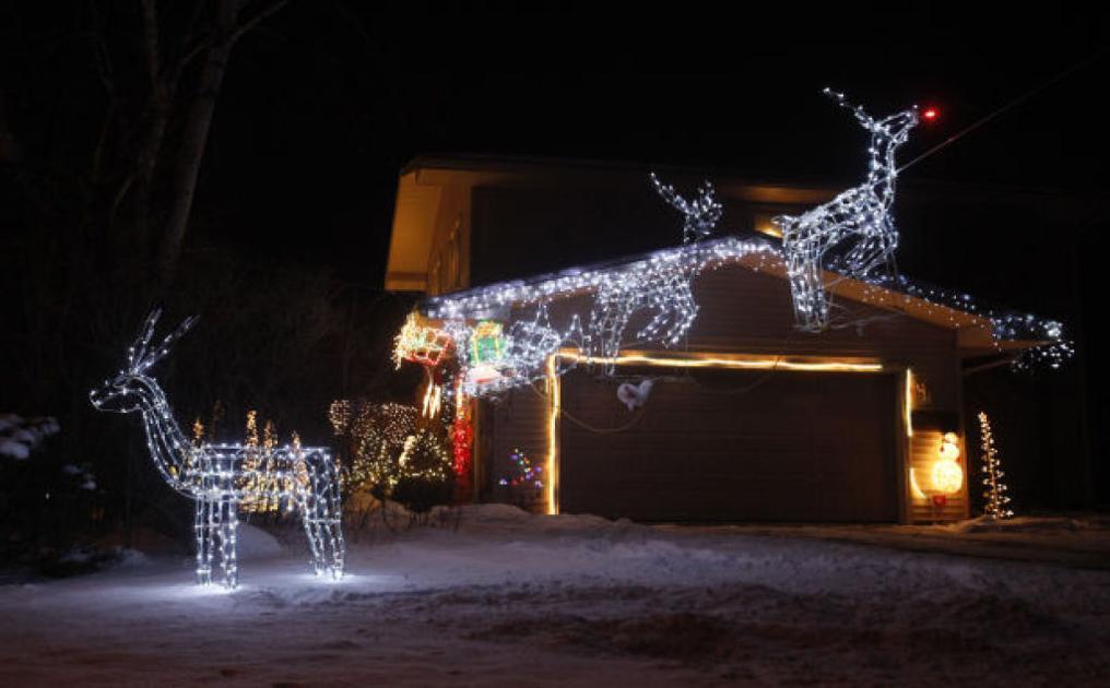 christmas lights take the - photo #10