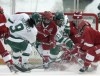Brooke Ammerman, Brianna Decker, Camp Randall Hockey Classic