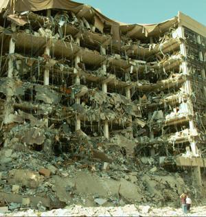 Photos:  Oklahoma City bombing anniversary