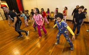 School Spotlight: Lincoln students study hip-hop and other forms of dance