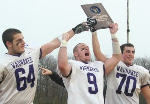 WIAA football: Waunakee earns Div. 2 championship berth ...