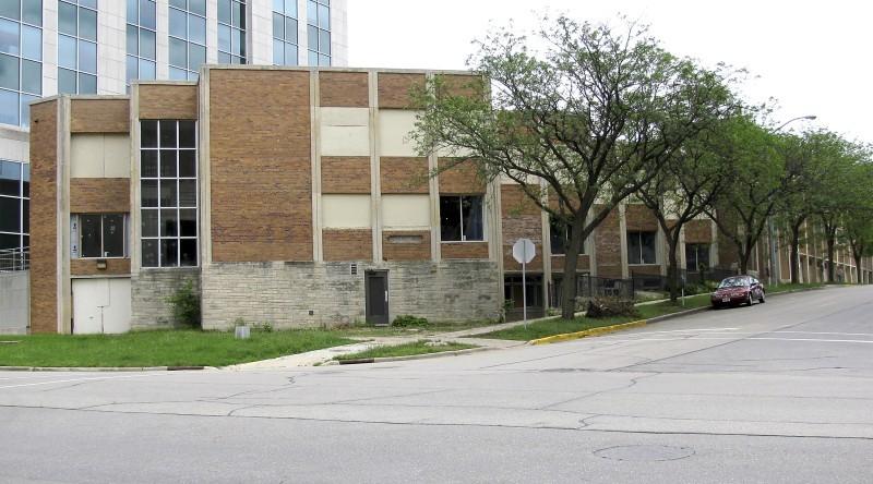 St. Raphael building