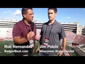Badgers Breakdown Video: Jim Polzin gave Game Ball to whom?!