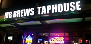 Mr. Brews Taphouse eases strain on wallet
