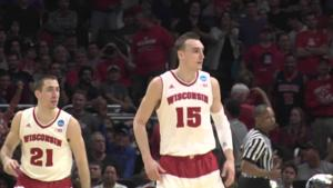 Inside the Locker Room: Badgers Move on to Final Four
