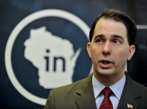 Scott Walker opponents question his WEDC role after Menard report
