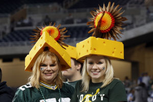 Photos: Fans cheer, jeer Packers at Ford Field