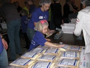after lenten mission 60 000 meals in the bag wsj