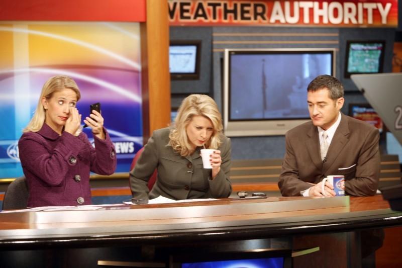 Doug Moe Tv Anchor Doing Much Better After On Air Seizure