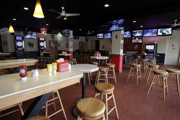Restaurant Review Red Zone Has Taken Over Former Regent
