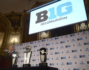 Video: BadgerBeat's Tom Oates helps us decipher B1G football media days