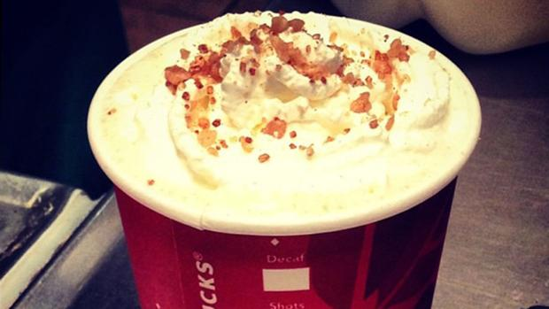 Yeah, I Ate That: Starbucks Chestnut Praline Latte and Target Kettle Corn coffee