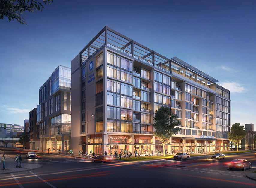 Hotels Housing Offices Among Sweeping Proposals For Matc Downtown Block Madison Wisconsin