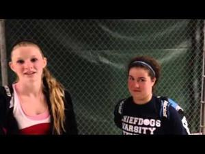 Video: Big Foot/Williams Bay's Annie McGrail and Meredith Heckert on winning WIAA D2 doubles title