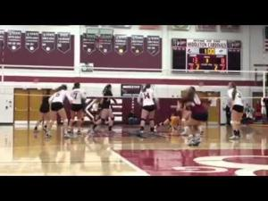 Video: Highlights, reaction from DeForest's WIAA sectional volleyball win over Middleton