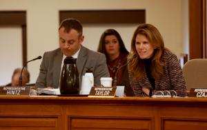 Photos: Budget hearings at the Capitol