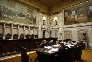 Justices decide against opening deliberations to public