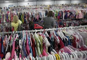 Photos: Kids items galore at Half-Pint Resale