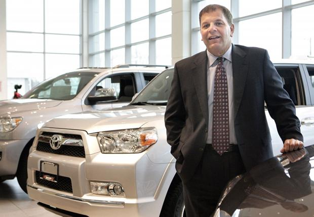 Executive Q A Smart Motors Weathers The Storm At Toyota