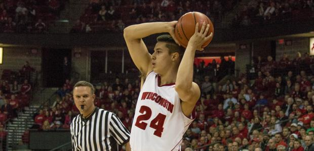 Men's Basketball: Badgers prevail in first true challenge of season