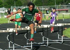Photos: Day 2 of Big Eight track meet