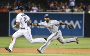 Brewers: Kyle Lohse's strong return, 16-hit attack dominate Padres