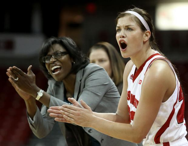 Badgers women's basketball: Bobbie Kelsey says 'we're still learning'; confident wins will come