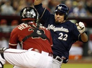 Video: Offensive woes hurt Brewers