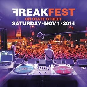 Freakfest 2014 square image
