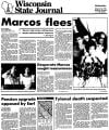 Pages from history Feb. 26, 1986