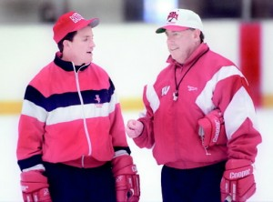 NCAA: Wisconsin's Sauer, Johnson And The Company They Keep