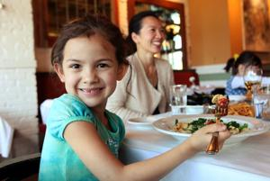 Small plates: Madison restaurants lure families with creative kids menus